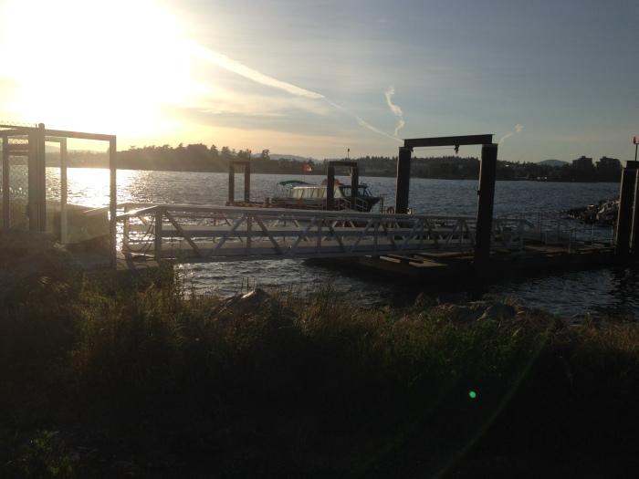 Water Shuttle Ogden Point 2014