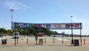 Ogden Terminal signs